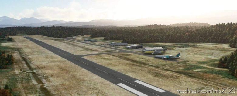 CBS8 Alberni Valley, British Columbia V1.1 for Microsoft Flight Simulator 2020
