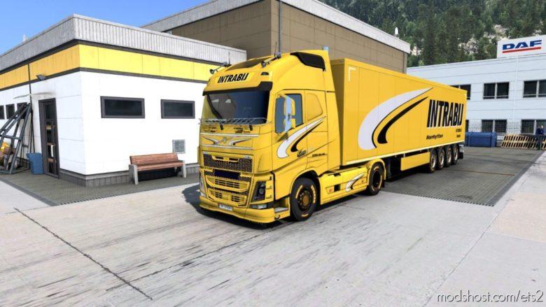 Combo Skin Intrabij for Euro Truck Simulator 2