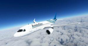 [8K] Aviatordan A320Neo Livery Pack V2.0 for Microsoft Flight Simulator 2020