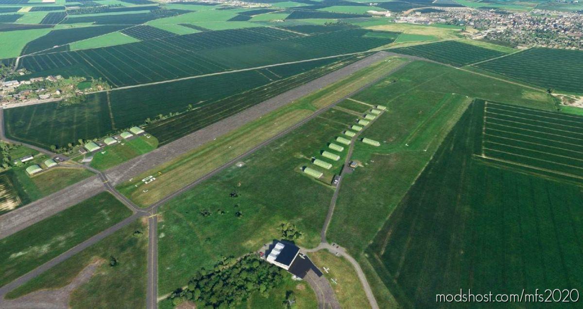 Lffd Saint Andre DE L'Eure V0.8 Beta for Microsoft Flight Simulator 2020