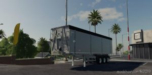 Benalu Optiliner 1 Million Liter Grain Trailer for Farming Simulator 19