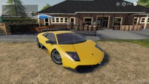 Lamborghini Murcielago for Farming Simulator 19