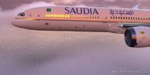 [8K] Saudia (Saudi Airlines) for Microsoft Flight Simulator 2020