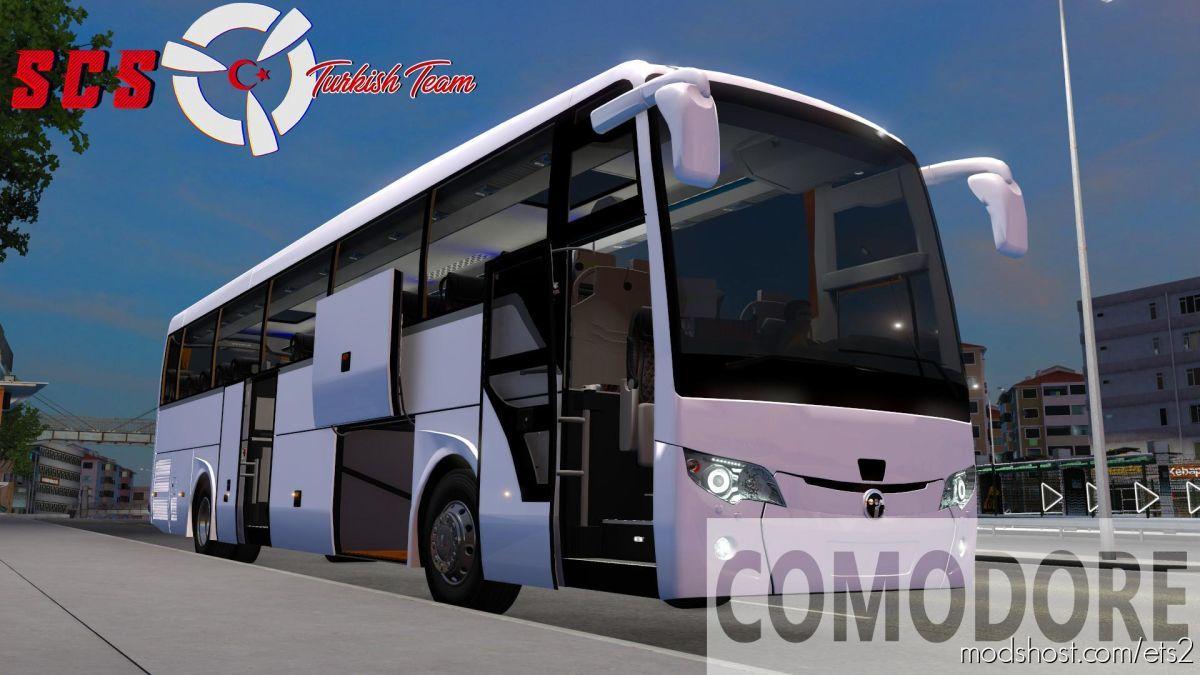 Temsa Safir Plus 2018 V2.5 for Euro Truck Simulator 2