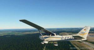Cessna 172 Classic Livery – D-Edat for Microsoft Flight Simulator 2020