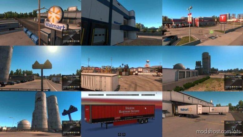 Real Companies [1.39] for American Truck Simulator