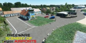 Ebgb Grimbergen-Lint, Belgium for Microsoft Flight Simulator 2020