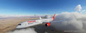 Gamerpard Airline (VA) B787 Livery V1.01 for Microsoft Flight Simulator 2020