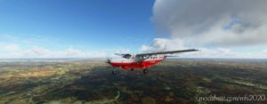 Gamerpard Airline (VA) Cessna 280 B Livery for Microsoft Flight Simulator 2020