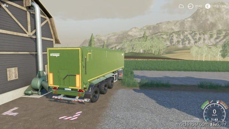 Krampes B3060 V1.2 for Farming Simulator 19