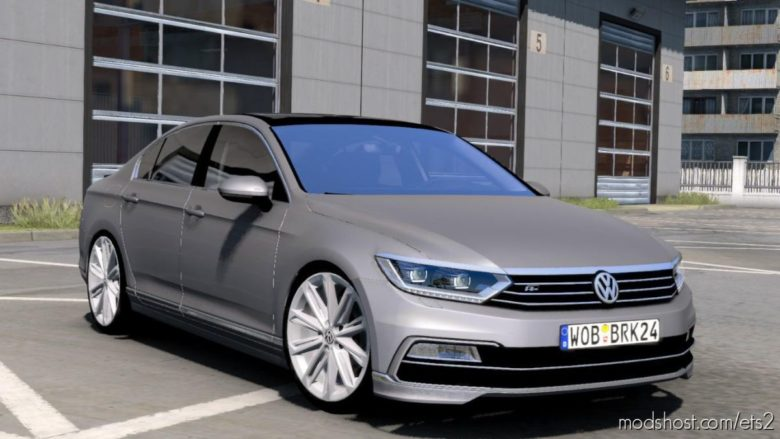 Volkswagen Passat V1R50 [1.39] for Euro Truck Simulator 2