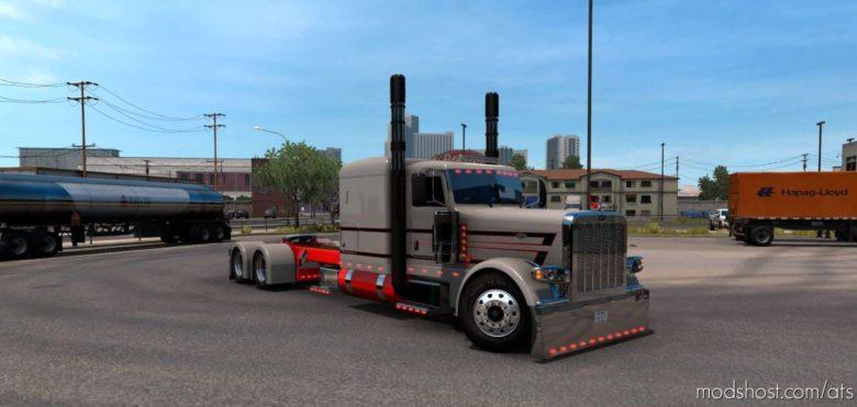 Rollin Peterbilt 389 Fixed [1.39].1 for American Truck Simulator