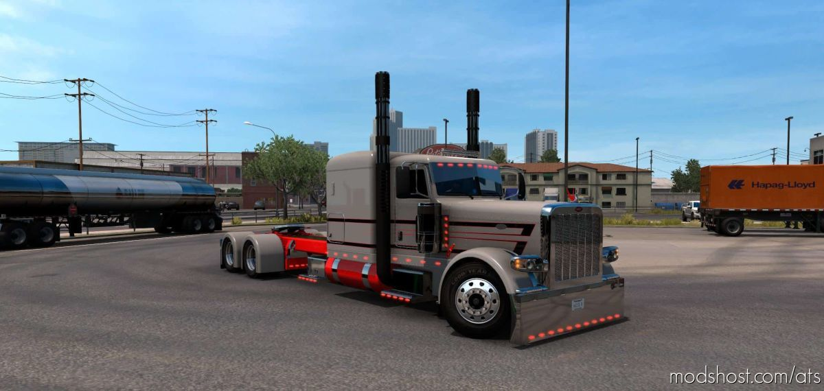 Rollin Peterbilt 389 Fixed [1.39].1 for American Truck Simulator
