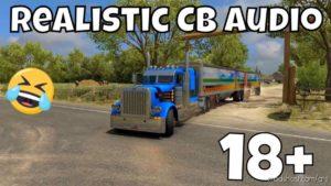 Realistic USA CB Talk Audio Mod 11 MIN for American Truck Simulator
