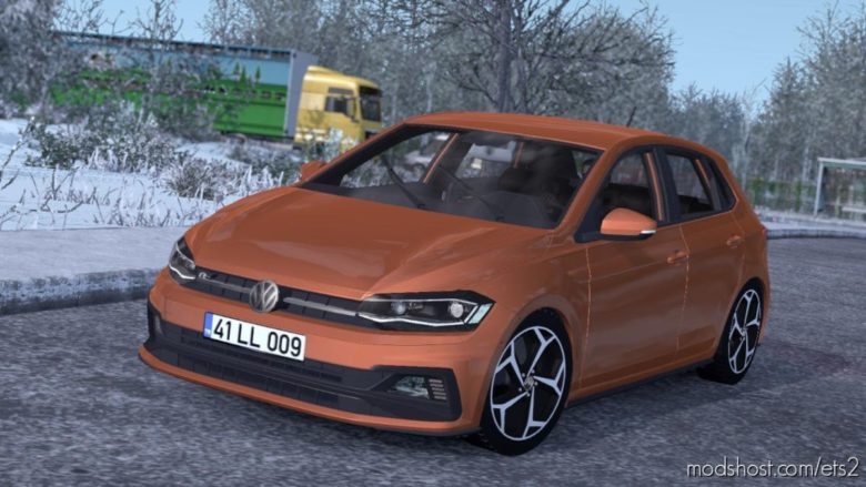 Volkswagen Polo 7R V1R50 [1.39] for Euro Truck Simulator 2