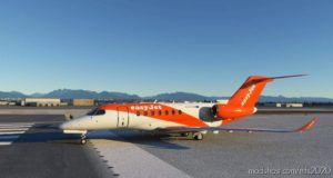 Citation Longitude Easyjet for Microsoft Flight Simulator 2020