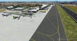 Sbsp – Congonhas V0.9 for Microsoft Flight Simulator 2020