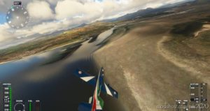 Snowdonia Coast And Rivers FIX for Microsoft Flight Simulator 2020
