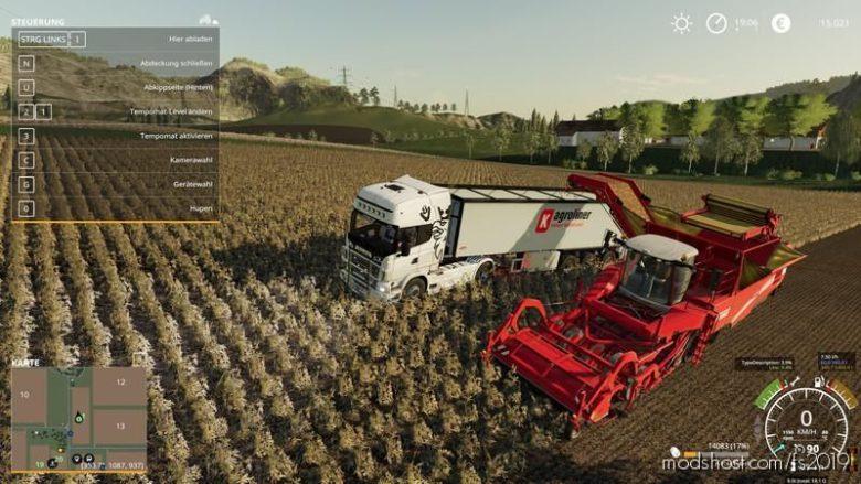 Grimme Tectron 415 V1.0.0.2 for Farming Simulator 19