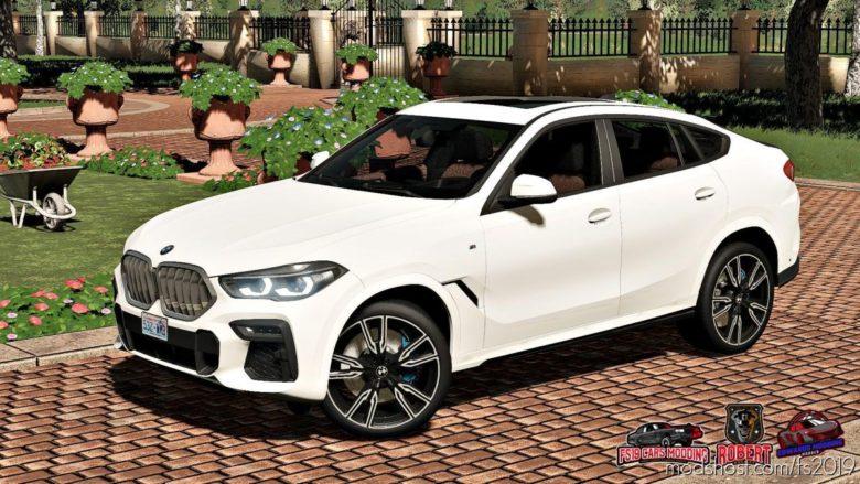 BMW X6 M Sport 2020 for Farming Simulator 19