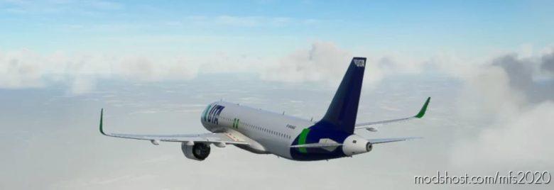 A320Neo UTA for Microsoft Flight Simulator 2020