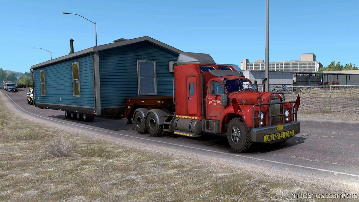 Sound FIX For Mack B62 MTG V1.1 for American Truck Simulator