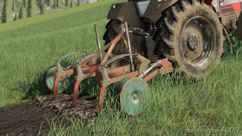 Kverneland CLG for Farming Simulator 19
