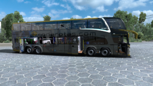 NEW_G7 1800 DD MB [1.38] for Euro Truck Simulator 2