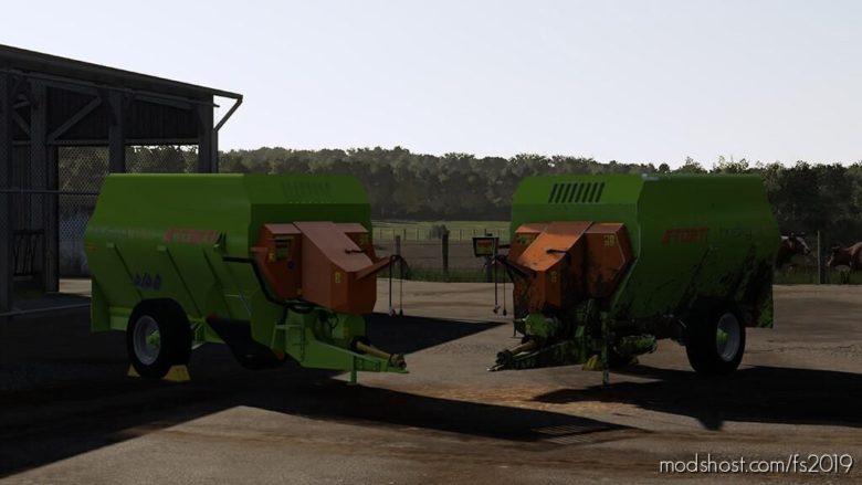 Storti Husky MT120 for Farming Simulator 19