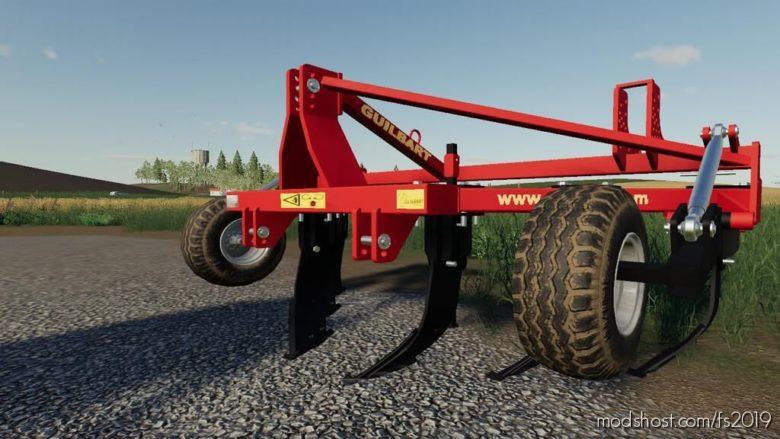 Guilbart Delta 850 for Farming Simulator 19