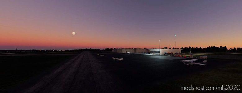 Estevan Saskatchewan Cyen for Microsoft Flight Simulator 2020