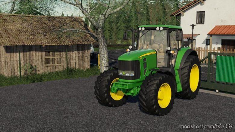 Trellebog TM1060 Used (Prefab) for Farming Simulator 19
