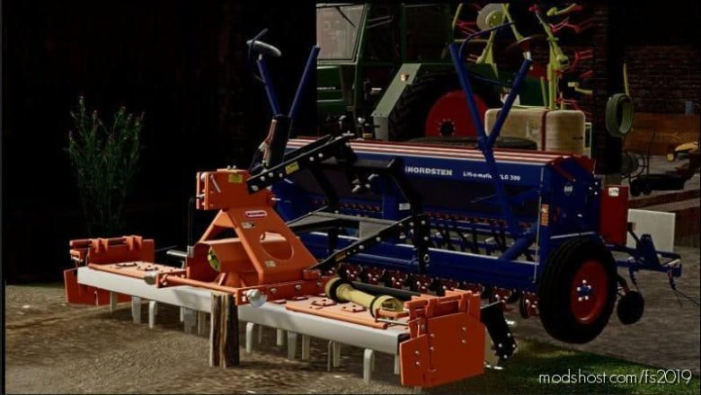 Maschio/Nordsten 3M Kombi for Farming Simulator 19