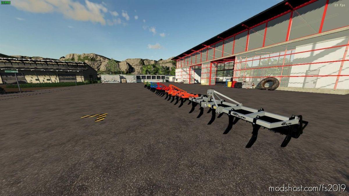 EFE 11 Cultivators for Farming Simulator 19