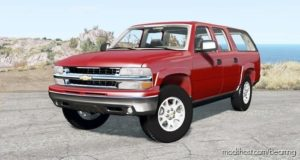 Chevrolet Suburban Z71 (GMT800) 2003 for BeamNG.drive