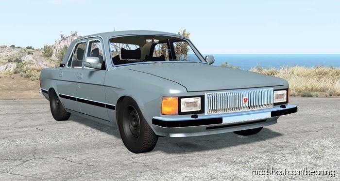 GAZ 3102 Volga for BeamNG.drive