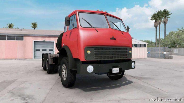 Maz-515B Truck for American Truck Simulator