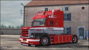 Scania 143 Torpedo Verbeek [1.39] for Euro Truck Simulator 2
