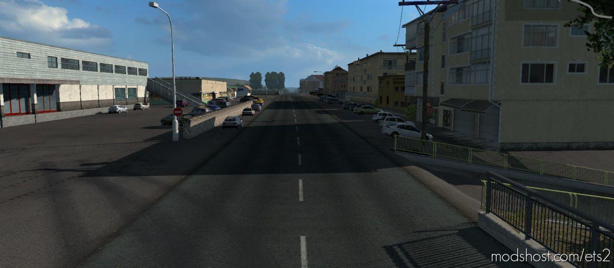Mediterranean Expansion V1.3 [1.39] for Euro Truck Simulator 2