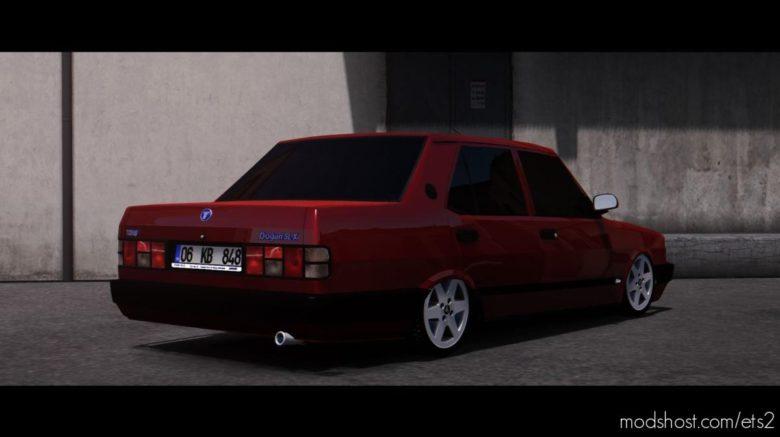 Tofas Dogan SLX 2001 [1.39.X] for Euro Truck Simulator 2
