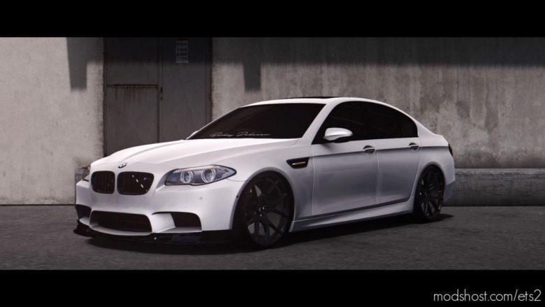 BMW M5 F10 V2.0 [1.39.X] for Euro Truck Simulator 2