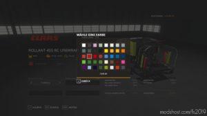 Balewrapper Color Extension for Farming Simulator 19