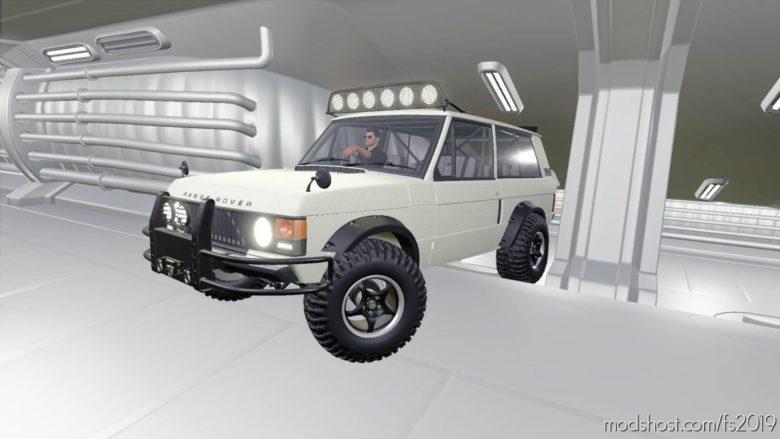 Range Rover 1970 for Farming Simulator 19