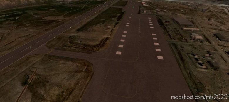 Bgsf – Kangerlussuaq for Microsoft Flight Simulator 2020