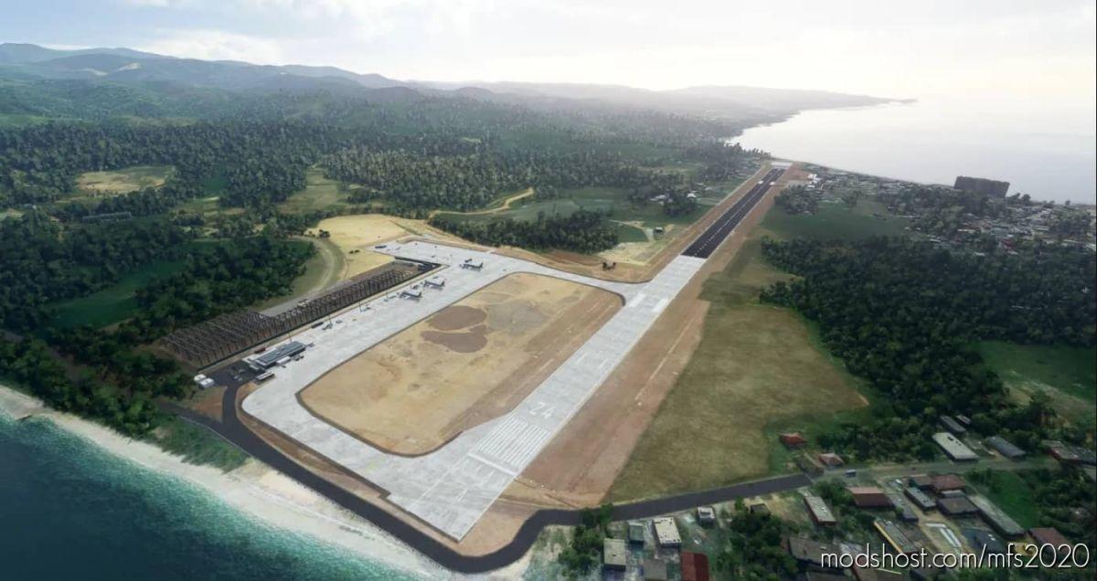 Boracay (Caticlan) Airport – Rpve for Microsoft Flight Simulator 2020