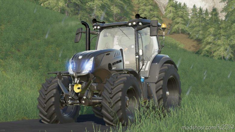 NEW Holland Night Eagle V1.1.1 for Farming Simulator 19