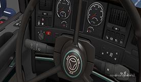 Scania RJL Interior [1.38-1.39] for Euro Truck Simulator 2