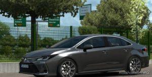 Toyota Corolla 2020 V1R50 [1.39] for Euro Truck Simulator 2