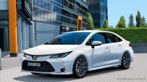 Toyota Corolla 2020 V1.5 [1.39.X] for Euro Truck Simulator 2