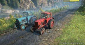 MTZ-80 Tractor V1.8 for SnowRunner